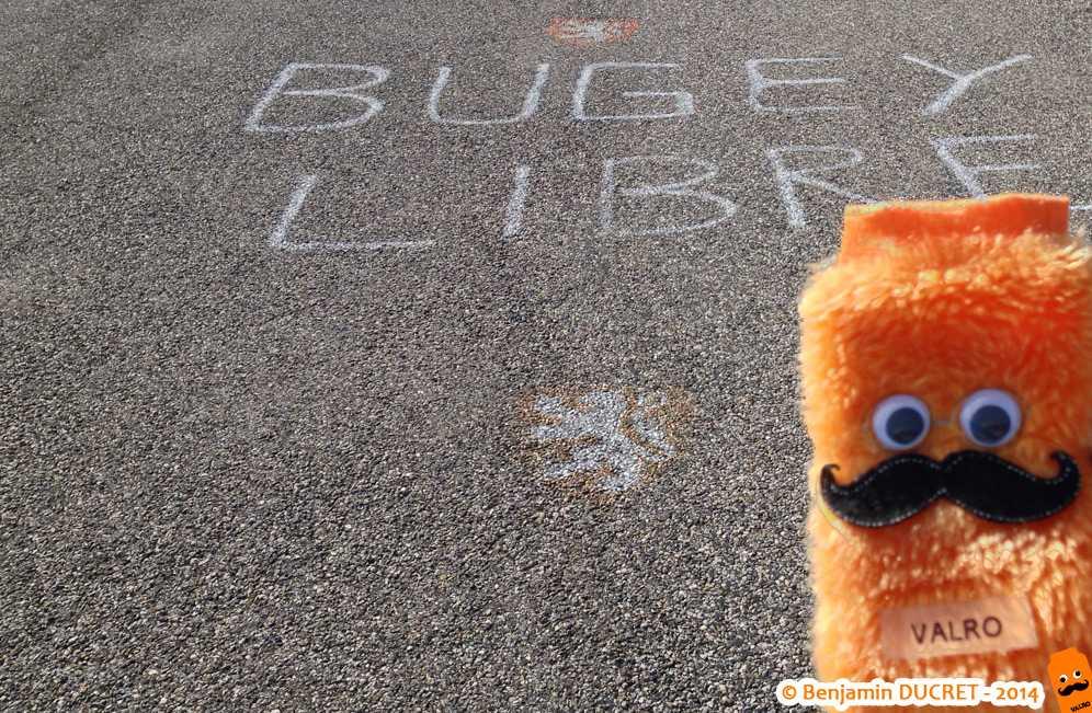 Vive le Bugey Libre - Humour Bugiste