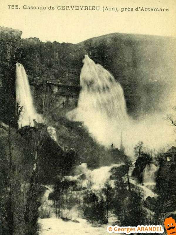 Crue centennale en janvier 1910