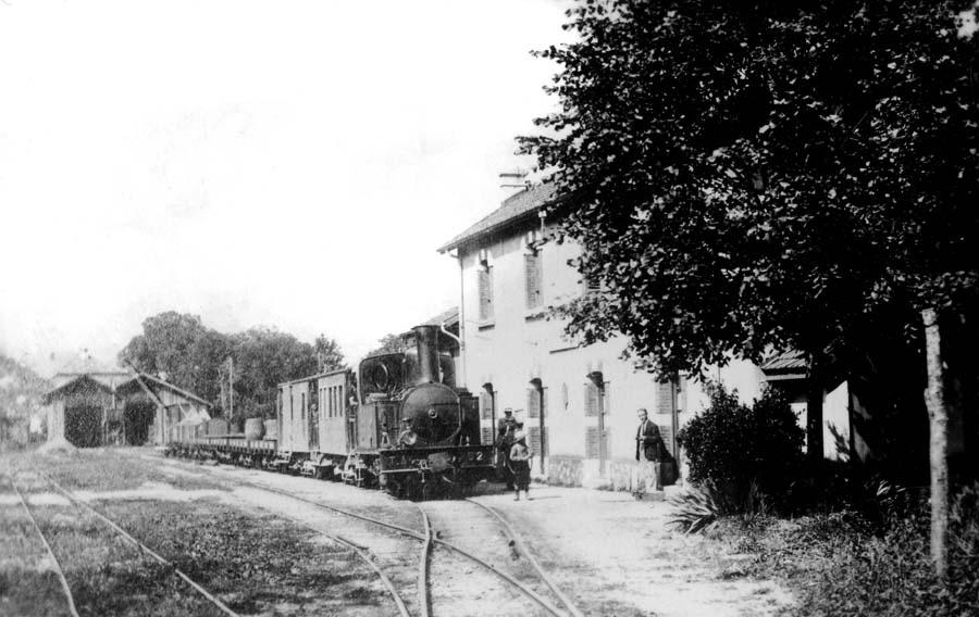 Le Petit Train du Valromey - Ruffieu