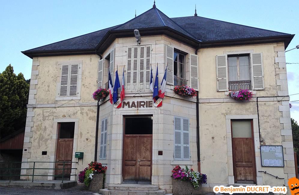 Mairie d'Artemare