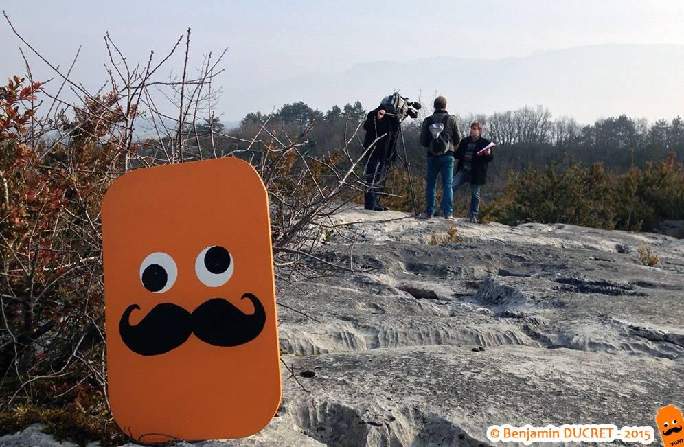 Reportage sur France 3 sur la préservation du site de Fierloz