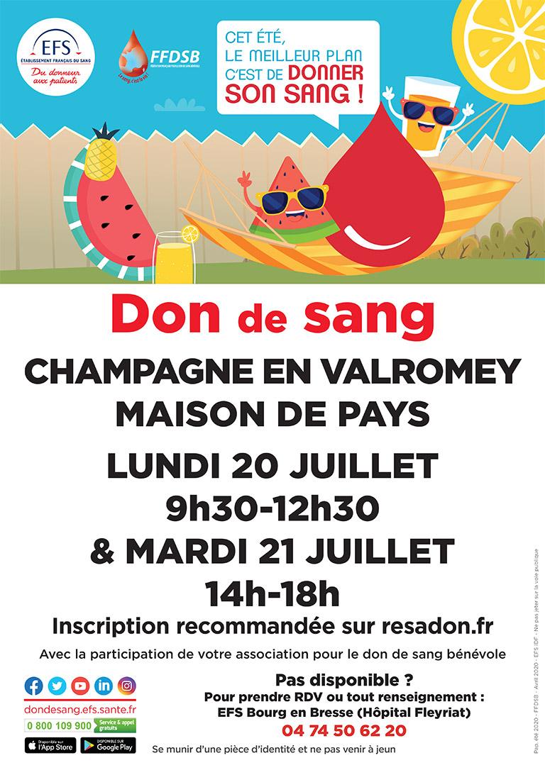 don-sang-champagne-valromey-juillet-2020